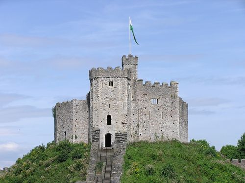 Cardiff United Kingdom  city photo : Cardiff Castle